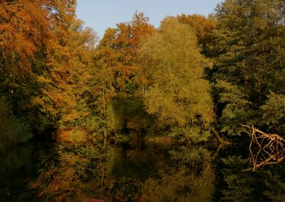 Bagno im Herbst