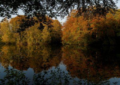 Bagnosee im Herbst