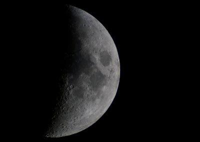 Mond am 31.05.2017