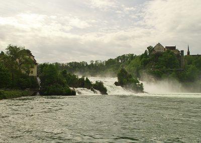 Rheinfall - Schloss Laufen