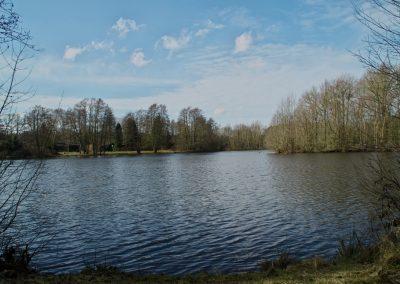 Saller See im Emsland