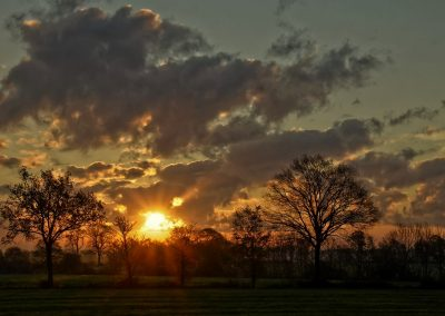 Sonnenaufgang Nordwalde