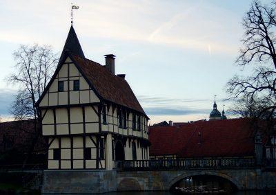 Torhaus am Schloss Steinfurt