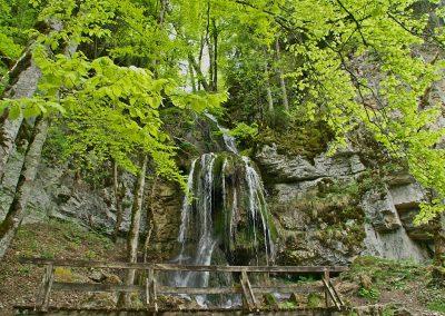 Wasserfall an der Wutach